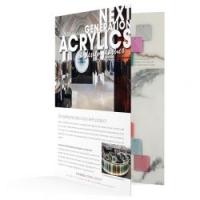 Ontwerp 'Next Generation Acrylics'