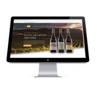 Vormgeving en ontwikkeling webshop 'ontwerpjewijnetiket.nl'